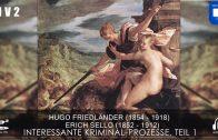 Hörbuch: Interessante Kriminal Prozesse von Hugo Friedländer and Erich Sello Teil 2 v 2