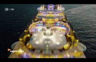 Das größte Kreuzfahrtschiff der Welt (Teil1) | Experience – Die Reportage | kabel eins Dok