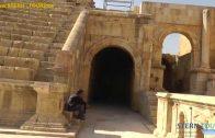 Jerash – antike jordanische Stadt
