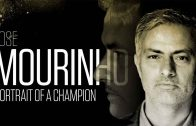Jose Mourinho – Portrait of a Champion