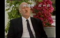 Julian Pettifer OBE introduces 'The Chanting Millions'  BBC Assignment 1995