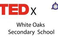 White Oaks TedX Presentations