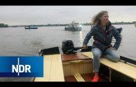 Kein Müll in der Alster! Unterwegs mit den Fleetenkiekern in Hamburg | die nordreportage | NDR Doku