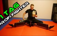 Kompletter Tag eines Profi Kampfsportlers -TRAINING   ERNÄHRUNG   LEBEN