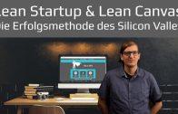Lean Startup und Lean Canvas die Erfolgsmethode des Silicon Valley für Gründer   deutsch