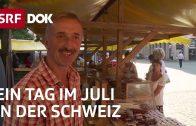 Leben und Alltag in der Schweiz | Wir sind die Schweiz 2016 (3/4) | Doku | SRF DOK