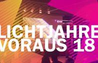 Lichtjahre voraus 2018: Matthias Maurer – Astronautische Raumfahrt heute und morgen