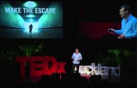 What's Your Prison?: Paul Wood at TEDxAuckland