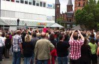 McKaela and I Flash Mob Kaiserslautern