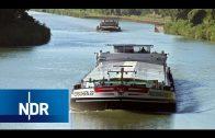 Der Mittellandkanal   Wie geht das?   NDR