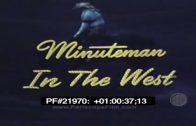 MINUTEMAN IN THE WEST – ICBM , LGM-30 , SLBM 21970