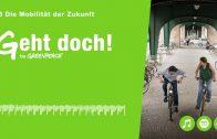Mobilität der Zukunft | Geht doch! Greenpeace-Podcast #3
