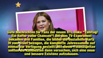 """Nach """"Zahltag""""-Erfolg: RTL plant schon eine zweite Staffel!"""
