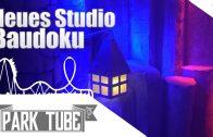 Neues Studio Baudoku | Komplett • Thematisierung Klugheim | ParkTube