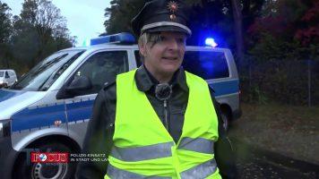 Kein Respekt vor der Polizei/  Einsätze in Stadt und Land/ HD DOKU Reportage