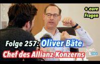 Oliver Bäte, der Vorstandsvorsitzende der Allianz (+ eure Fragen) – Jung & Naiv: Folge 257