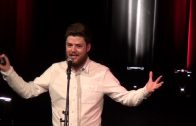 On the TEDx Stage – Luke Frake (Space Between)