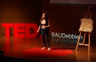 One Poem Closer  | Leila Saad | TEDxBAUDebbieh