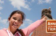 Wo klappert der Storch?    Reportage für Kinder  Anna und die wilden Tiere