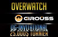 Overwatch eSports Turnier – OG-Invitational – EnVyUs VS. Lumunosity – Finale – Deutsch / German