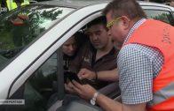 Polizei Doku 2017 Kontrolle auf der Autobahn mit Drogen usw. Doku 2017