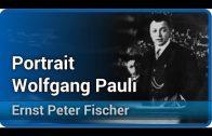 Portrait Wolfgang Pauli   Ernst Peter Fischer