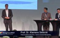 """Pro Contra – Soziale Netzwerke"" Podiumsdiskussion Prof. Dr. Klemens Skibicki vs. Thomas R. Köhler"