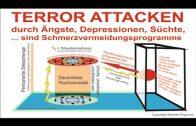 Psychosomatik DOKU: ATTACKEN durch Ängste, Depressionen, Sucht, Burnout: sind Schutzprogramme – DOKU