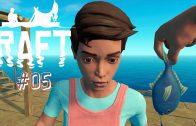 RAFT #05 • Erste Tauchgänge • Raft Gameplay German, Deutsch