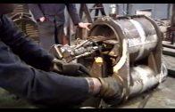 RAW MEININGEN DOKU TEIL 2 ORIGINAL DDR STEAM ENGINE WORKSHOP