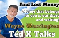Recover Lost MONEY – Wayne Warrington (TedX Talks)