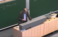 Regulierung der Finanzmärkte (Lucas Zeise) [Ringvorlesung Geld- und Finanzsystem #7]