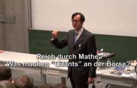 """Reich durch Mathe – Was machen """"Quants"""" an der Börse?"""