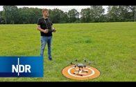 Retter für Rehkitze: Drohnenpilot Claus Kuepper   NaturNah   NDR Doku