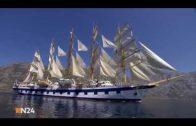 Royal Clipper Luxus unter Segeln Doku Deutsch #HD