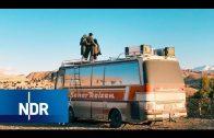 Eine Familie steigt aus – Mit dem Bus um die Welt | DIE REPORTAGE | NDR Doku