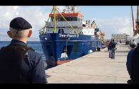 Sbarco Sea Watch 3 Reggio Calabria
