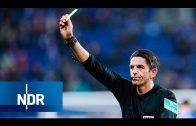 Karten, Pfiffe, fette Bässe: Der Schiedsrichter Deniz Aytekin | Sportclub | NDR Doku