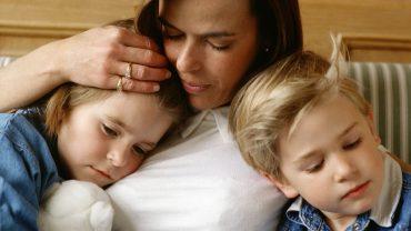 Scheidung – überforderte Mütter