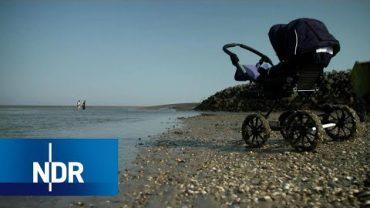 Schleswig-Holstein: Mit dem Baby auf Süderoog   Typisch!   NDR Doku
