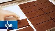 Schokolade Von der Bohne zur Tafel | Wie geht das? | NDR
