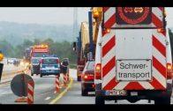[Schwertransporte Doku] DIE TRUCKER – Heißes Pflaster Autobahn [HD Reportage (Technik)]