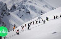 Skifahren in Afghanistan – zwischen Kriegsgebiet und Schneeparadies | WDR Doku