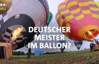 Stress mit Sturm und Gewitter: Erlebnis Ballon-Meisterschaft