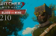THE WITCHER 3 #210 – Natur Doku | Blood & Wine | Deutsch | PC HD60