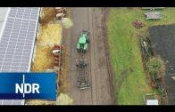 Training auf dem Trecker | Hofgeschichten | NDR Doku