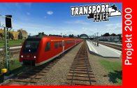 Transport Fever [080]/ RE Mitfahrt ( Altenburg Gera Jena Weimar Erfurt )/Projekt2000 Ostdeutschland