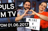 Traumberuf Instagram-Star und Alice Merton im Interview (Sendung vom 01.06.2017)