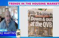 TRENDS IN THE HOUSING MARKET  – LONDON HOUSING FALLING DOWN