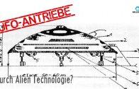 UFO Antriebe / Alien-Technologie?